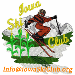 Iowa Ski Club Logo